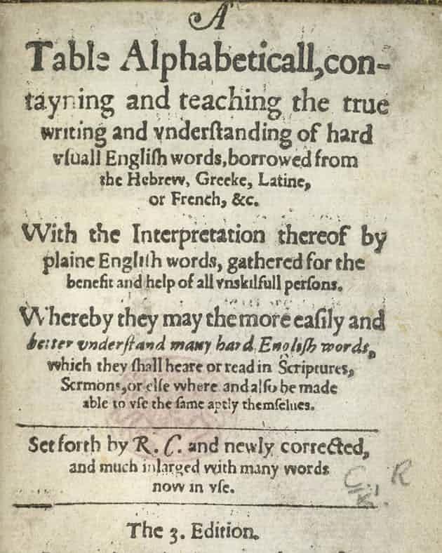 """花1年只为订正1个单词:沉淀的""""牛津词典""""开始求变的照片 - 3"""