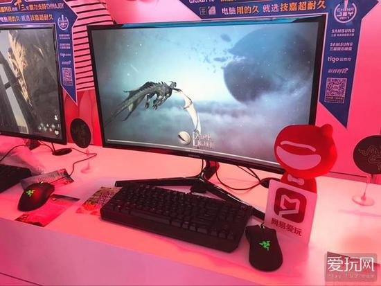 CJ现场试玩:沙盒生存MMORPG《黑暗与光明》