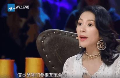 章子怡谈演员相互成就:没有梁朝伟就没有宫二