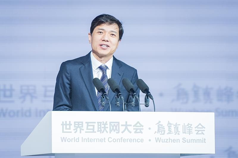 李彦宏:中国互联网人口红利不再 但AI的机会来了的照片 - 1