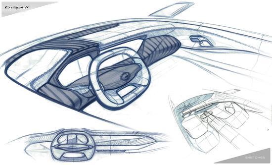 张帆:广汽传祺突破创新为核心设计理念